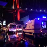 New Year's Terror: 35 killed as gunman 'dressed as Santa' opens fire at nightclub in Turkey
