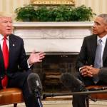 TRUMP: I'm 'doing my best to disregard the many inflammatory' statements from Obama