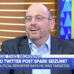 VIDEO: Newsweek's Kurt Eichenwald says his tweet about Trump being in a mental hospital was a joke
