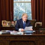 Is Donald Trump already the president?