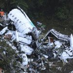 Plane In Colombia Crash 'Ran Out Of Fuel'