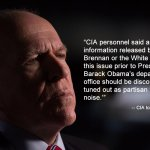 EXCLUSIVE: CIA Agents Predicted Four Days Ago CIA Director Brennan Would Lie about Russian Hacking in Election