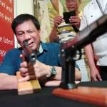 Duterte Says He Killed Three Kidnappers in 1988 to Save Hostage