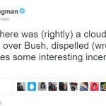 NYTimes Columnist Krugman: Trump Has 'Incentives' To Allow Terrorist Attacks