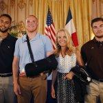 Jihadist In French Train Terror Attack 'Was Targeting Americans'