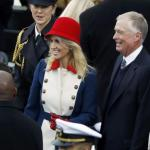 Hollywood, Media Mercilessly Mock Kellyanne Conway's Trump Inauguration Outfit