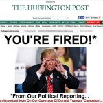 Huffington Post Writer Argues Trump Should Be Stripped of Presidency, Replaced by Hillary Clinton
