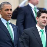Ryan Bids Farewell To His 'Least Favorite President'