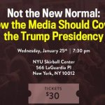 """Mainstream Media Meltdown: 'Journalists' Seek 'Safe Space' To Discuss """"How To Cover Trump"""""""