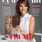 Melania Trump Is Eating Jewelry on Cover of Vanity Fair Mexico and People Are Freaking Out