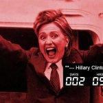 Tick Tock, Tick Tock; Hillary Clinton Pardon Clock