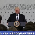 VIDEO: CIA At War with Trump? Media's Fake Claims Shattered After CIA Agents Hail Trump's Private Visit, Speech