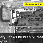 Satellite Images of Russian Nuclear-Capable Missiles in Syria Revealed As Kremlin Claims Military Drawdown