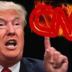 VIDEO: Trump Press Secretary Unleashes Verbal Flame Thrower on CNN Bubble-Headed Bleach Blonde