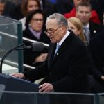 Schumer Hits Inauguration Crowd for Booing Him: 'Speaks Poorly of Them'