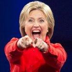 """Hillary: """"I'll Be Back!"""""""