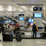Airport baggage claims make easy targets for shooters