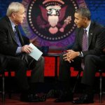 The Thrill: The Pathetic Story of Fan Boy Chris Matthews and Barack Obama (Video)