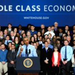 Pew: Middle Class Shrank During Obama's Eight-year Tenure
