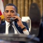 White House shuts down call-in line
