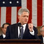 FLASHBACK: Democrats gave Bill Clinton a STANDING OVATION to the idea of building a wall, & deporting illegals (Video)