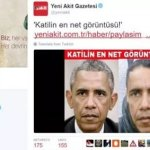 Turkish paper portrays Obama as Istanbul nightclub attacker