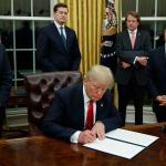 Trump Will Issue Executive Orders To Dismantle Obama's 'Climate Action Plan'