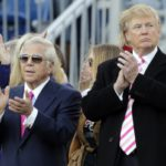 Robert Kraft says after his wife died Trump called him every week for a year to console him