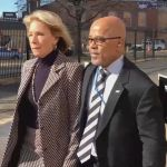 VIDEO: DC Police Investigating Report Of Assault On DeVos At Public School