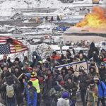 VIDEO: Activist Says Pipeline Protesters Are Braver Than American Soldiers