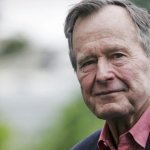 George H.W. Bush to perform pre-game coin toss at Super Bowl LI