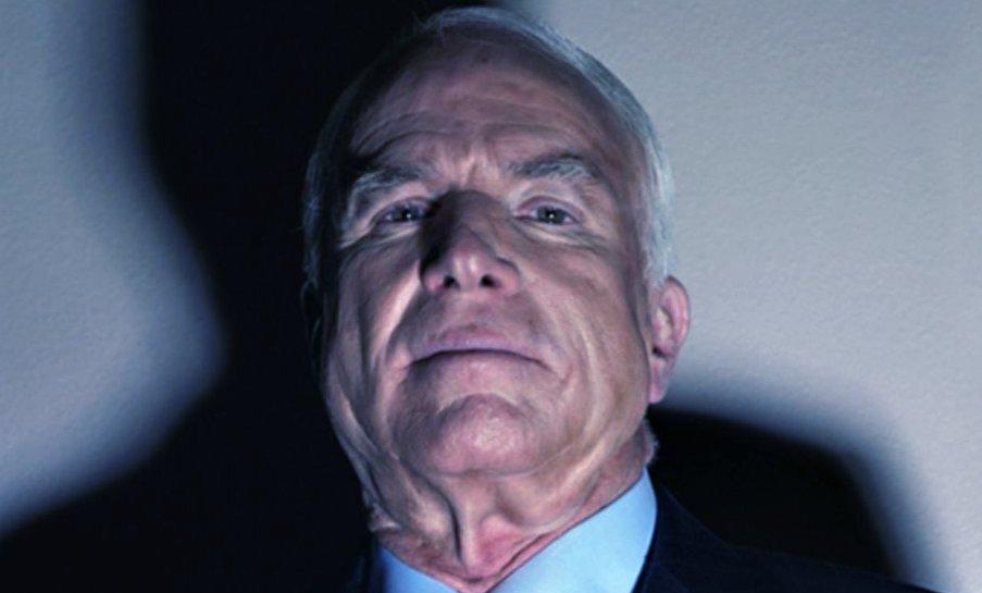 John McCain Trump, McCain Trump Russia Links, Wikipedia