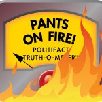 Politifact Says Trump Is Right, But Rates His Remark 'Mostly False'