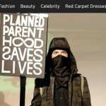 NYC Designer Puts 'Planned Parenthood Saves Lives' on Runway