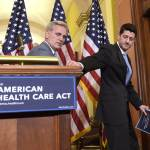 Does The GOP Healthcare Bill Have The Votes To Pass? It's Going To Be Close