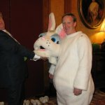 Sean Spicer's Old White House Job Was Being The Easter Bunny