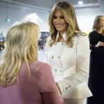 HEARTWARMING VIDEO: First Lady Melania Trump visiting and reading to children at NYC hospital