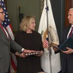 VIDEO: VP Mike Pence swears in Rick Perry as energy secretary