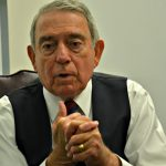 Fake News Pioneer Dan Rather Is Still Alive, Forming Sentences