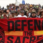 After Trashing Tribal Lands, Pipeline Protesters Descend On DC (VIDEO)