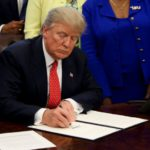 President Trump Signs Revamped Executive Order Restricting Immigration From 6 Countries
