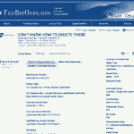Federal Employee Creates Fake Government Contract Notice, Can't Delete It