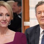 "Piers Morgan Goes After J.K. Rowling: ""I Have Never Read More Badly Written Nonsense"" (VIDEO)"