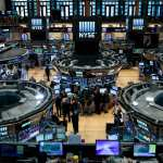 Stocks Trade Near Record Territory After 'Biggest Tax Cut' In US History
