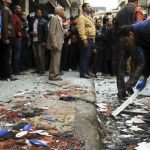 Egypt: Muslim who bombed Alexandria cathedral was previously arrested for ties to the Islamic State