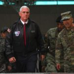 Mike Pence Warns North Korea By Reminding Them What The US Did In Syria And Afghanistan