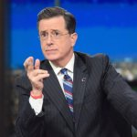 #FireColbert Trends as CBS Host Feels Heat for 'Homophobic' Trump Joke