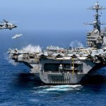 US Sends Another Aircraft Carrier To Kim Jong Un's Doorstep As Tensions Rise