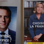 A third of French voters declined to vote in Sunday's presidential election, either abstaining or spoiling their ballots