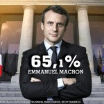 Le Pen Concedes, Macron Wins French Election By A Landslide